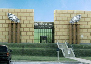 Eagles Nova Care Complex